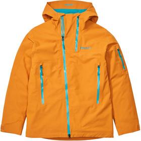 Marmot Freerider Veste Homme, orange